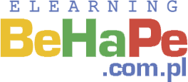 Logo of Szkolenia BHP online - Elearning BeHaPe.com.pl